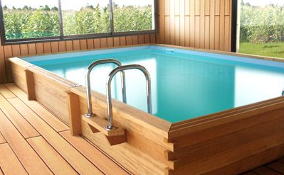 Tarif piscine semi enterre awesome scurit de piscine with for Acheter piscine semi enterree
